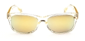 Robert Graham Sunglasses-Godfather-Beige/Clear Frm w/Gold Flash